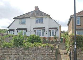 Thumbnail 2 bedroom semi-detached house for sale in Kilkenny Lane, Englishcombe, Bath