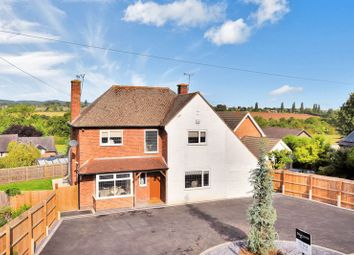 Thumbnail 3 bed detached house for sale in Anstey Lane, Thurcaston, Leicester