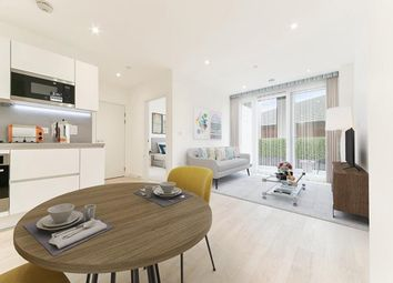 "Thumbnail 1 bed flat for sale in ""Hyde"" at Meadowlark House Moorhen Drive, Hendon, London"
