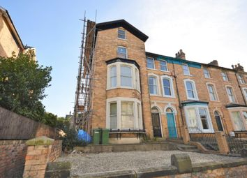 Thumbnail 2 bed flat to rent in Westbourne Grove, Scarborough, North Yorkshire