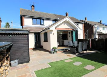 Thumbnail 3 bed semi-detached house for sale in Crow Garth, Skelton-On-Ure, Ripon
