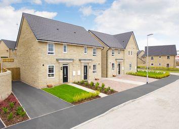 "Thumbnail 3 bedroom semi-detached house for sale in ""Barwick"" at Lower Calderbrook, Littleborough"