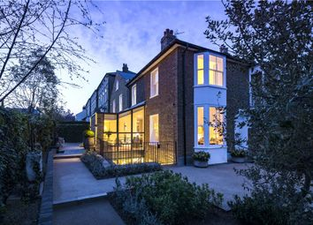 Thumbnail 4 bed property for sale in St John's Road, Wimbledon