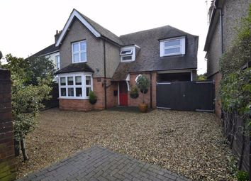 Thumbnail 4 bed detached house for sale in Bath Road, Thatcham, Berkshire