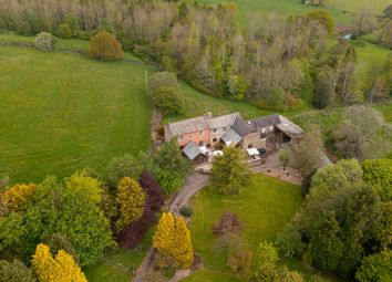 Thumbnail 6 bed country house for sale in Roughpiece Lane, Ashleyhay, Wirksworth, Matlock, Derbyshire