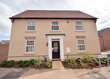 Thumbnail 4 bed detached house to rent in Braid Close, Loughborough