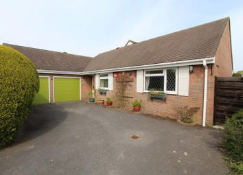 Thumbnail 3 bed detached bungalow for sale in Goldring Close, Hayling Island