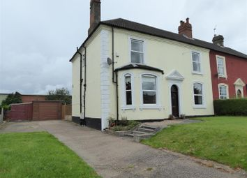 Thumbnail 3 bed semi-detached house for sale in Hastings Road, Swadlincote