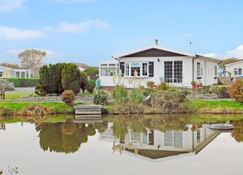 Thumbnail 2 bed detached bungalow for sale in Four Seasons Park, Chapel St. Leonards, Skegness