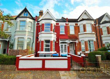 Thumbnail 3 bed flat to rent in Bramston Road, Kensal Green, London