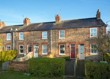 Thumbnail 2 bedroom terraced house for sale in Western Terrace, Haxby, York