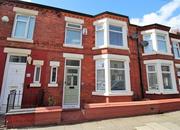 Thumbnail 3 bed terraced house for sale in Stormont Road, Garston, Liverpool, Merseyside