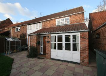 Thumbnail 3 bed barn conversion for sale in Main Street, East Leake, Loughborough