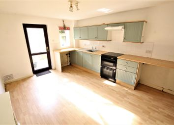 Thumbnail 2 bed terraced house for sale in The Wall, Mark, Highbridge