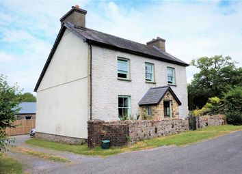 Thumbnail 4 bed property for sale in Waunhir, Gwynfe Road, Ffairfach, Llandeilo