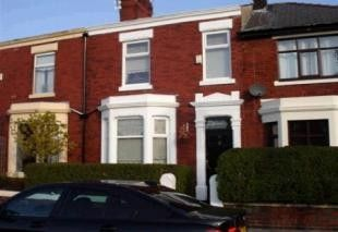 Thumbnail 3 bedroom terraced house to rent in Burrow Road, Preston