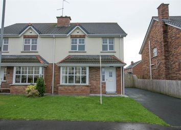 Thumbnail 3 bed semi-detached house to rent in Carrigart Crescent, Craigavon