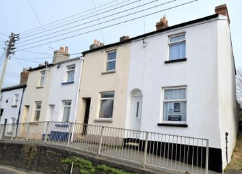 Thumbnail 2 bedroom property for sale in 2 Bedroom End Of Terrace House, Clovelly Road, Bideford