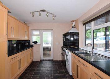Thumbnail 3 bed semi-detached house for sale in Walderslade Road, Walderslade, Chatham, Kent