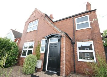 Thumbnail 4 bedroom detached house for sale in Chesterfield Road South, Mansfield, Nottinghamshire