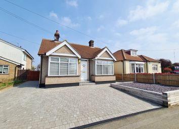 Thumbnail 2 bed bungalow to rent in Castle Road, Rayleigh, Essex