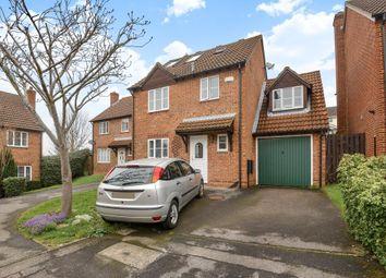 Thumbnail 4 bed detached house for sale in Fieldridge, Newbury