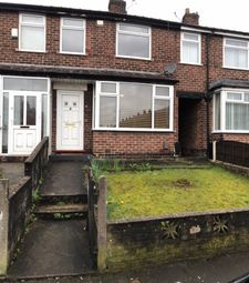 Thumbnail 2 bed terraced house to rent in Chudleigh Rd, Crumpsall
