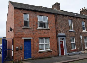 Thumbnail 1 bed flat to rent in Sheffield Street, Carlisle