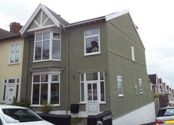 Thumbnail 5 bedroom semi-detached house for sale in Pinewood Road, Uplands, Swansea