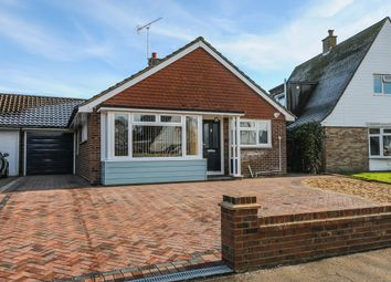 Thumbnail 3 bed detached bungalow for sale in Ashmere Lane, Felpham