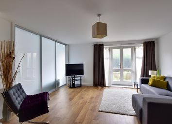 Thumbnail 1 bed flat to rent in Jefferson House, 33 Park Lodge Avenue, West Drayton, Middlesex