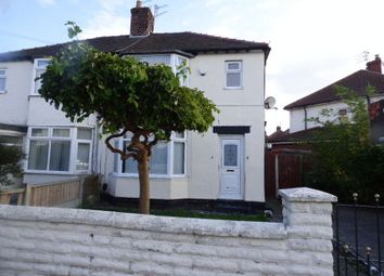 Thumbnail 3 bed semi-detached house for sale in Lawton Avenue, Bootle