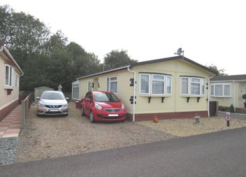 Thumbnail 2 bed mobile/park home for sale in Plumtree Mobile Home Park, Marham, King's Lynn