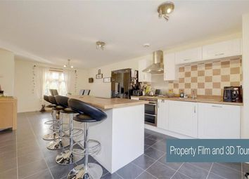 Thumbnail 5 bed semi-detached house for sale in Solent Crescent, Hailsham