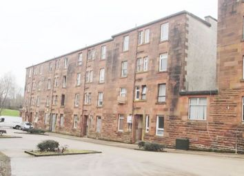 Thumbnail 1 bed flat for sale in 1, Bruce Street, Flat 1-2, Port Glasgow, Inverclyde PA145Np