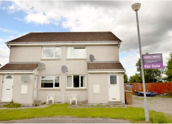 Thumbnail 1 bed flat for sale in Hazel Avenue, Inverness