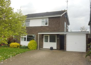 Thumbnail 4 bed detached house for sale in Bradwell Road, Netherton, Peterborough