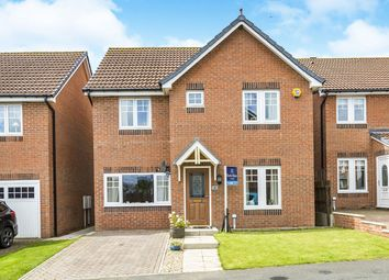 Thumbnail 4 bed detached house for sale in Acton Court, South Moor, Stanley