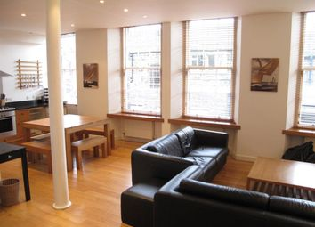 Thumbnail 2 bed flat to rent in Young Street Lane South, Edinburgh