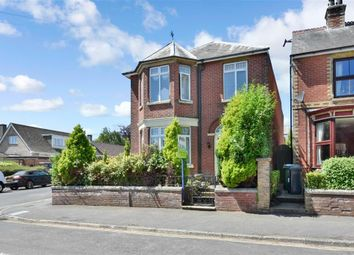 Thumbnail 4 bed detached house for sale in Mount Pleasant Road, Newport, Isle Of Wight