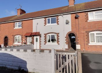 3 bed terraced house for sale in Prospect Road, Stafford ST16