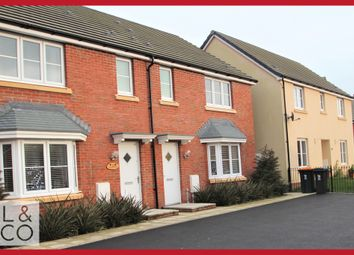 Thumbnail 3 bedroom semi-detached house to rent in Maplewood, Langstone