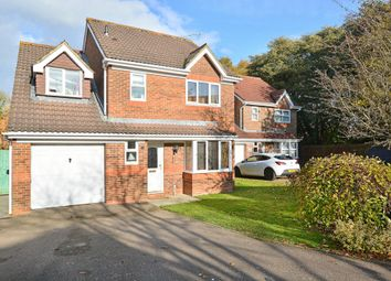 Thumbnail 4 bedroom detached house for sale in Langstone Close, Maidenbower