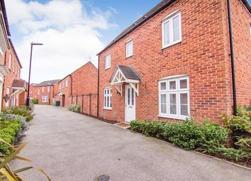 Thumbnail 3 bed link-detached house for sale in Romulus Walk, Coventry