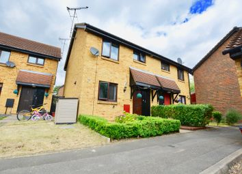 Thumbnail 3 bed semi-detached house for sale in Brookside Close, Feltham