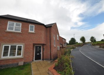Thumbnail 3 bed semi-detached house to rent in Oakwell Drive, Crich, Matlock