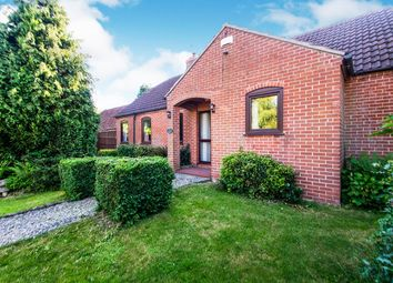 Thumbnail 3 bed bungalow for sale in Holly Mount, Kneesall, Newark, Nottinghamshire