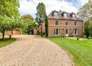Thumbnail 7 bed detached house for sale in Stanton St Bernard, Marlborough, Wiltshire