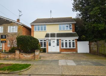 Thumbnail 4 bed detached house for sale in Pentland Avenue, Shoeburyness, Essex