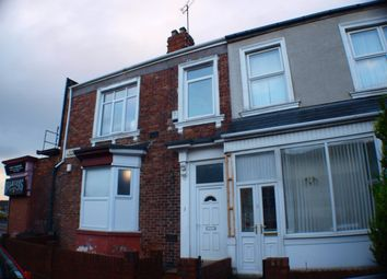 Thumbnail 4 bed terraced house to rent in Elwin Terrace, Sunderland